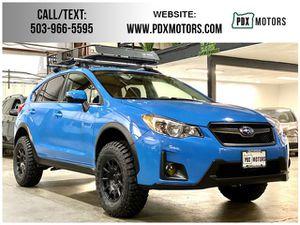 2016 Subaru Crosstrek for Sale in Portland, OR