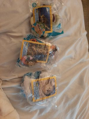 Brand new McDonald's happy meal stuffed animals for Sale in Williamsport, PA