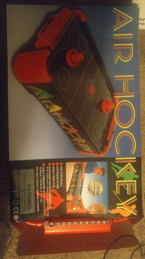 Sport design air hockey table for Sale in Gresham, OR