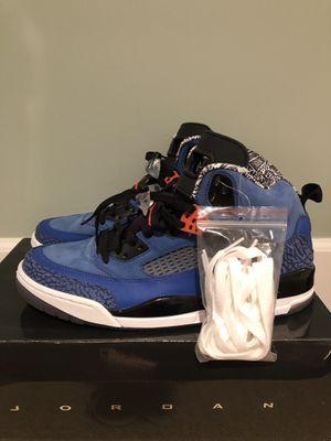 DS Jordan Spizike Knicks - Size 12 for Sale in Reston, VA