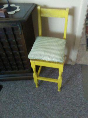 Antique schoolhouse desk chair for Sale in Phoenix, AZ