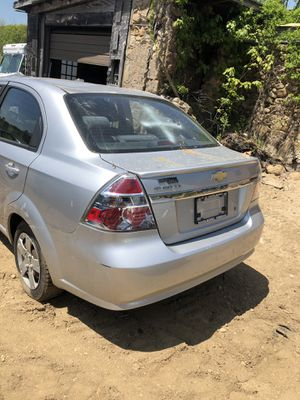 2011 Chevy Aveo parts for Sale in Chelsea, MA