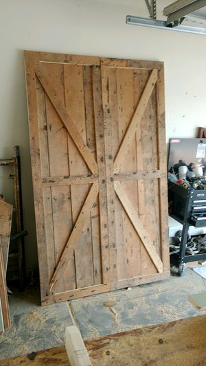 Barn doors for Sale in Phoenix, AZ