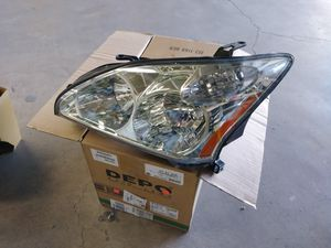 Lexus RX 330 Left Headlight for Sale for sale  Phoenix, AZ