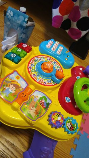 vtech musical table for Sale in Chicago, IL