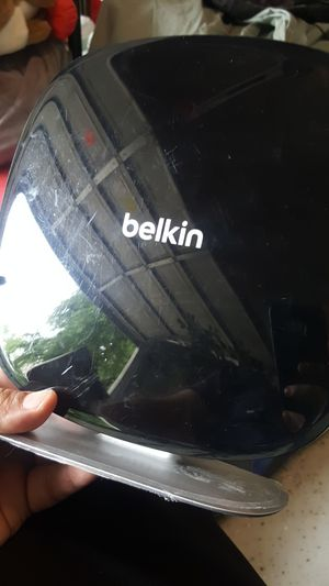 Belkin AC1200 DB Wi-Fi Dual Band AC+ Router for Sale in Houston, TX