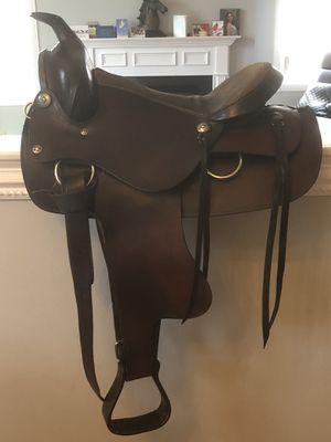 Western saddle for Sale in Scottsville, VA