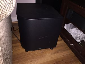 Infinity speaker for Sale in Rockville, MD