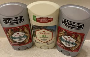 ❤️ NEW MENS OLD SPICE DEODORANTS ❤️ for Sale in Tacoma, WA