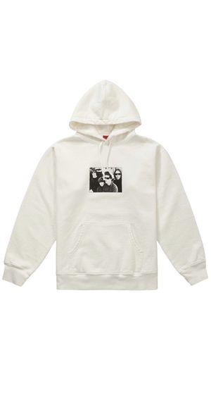 Supreme underground hoodie white for Sale in Miami, FL