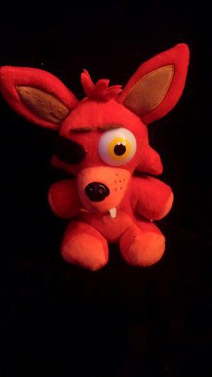 Five nights at Freddy's FNAF Foxy plushy for Sale in Chandler, AZ