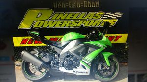 2010 Kawasaki zx 10. Good or bad credit! for Sale in Orlando, FL