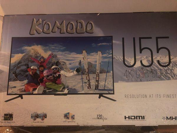 Komodo U55 4K UHD Series