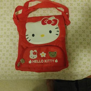 Red Hello Kitty Lunch Bag for Sale in Spring, TX