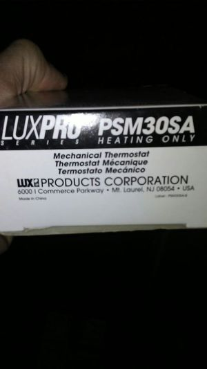 Thermostat for Sale in Abington, PA