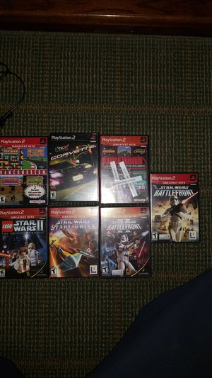 Ps2 game lot for Sale in Columbus, OH
