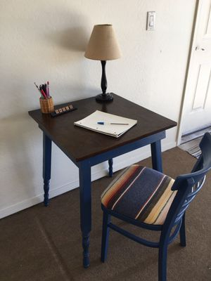 Desk and Chair for Sale in Apache Junction, AZ