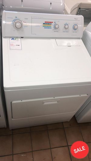 BLOWOUT SALE!Whirlpool Electric Dryer Large Capacity CONTACT TODAY! #1520 for Sale in Glen Burnie, MD