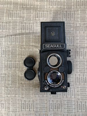Seagull 120mm twin lens camera for Sale in Atlanta, GA