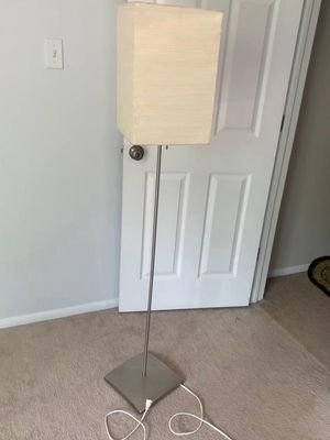 Decorative floor lamp for Sale in Laurel, MD