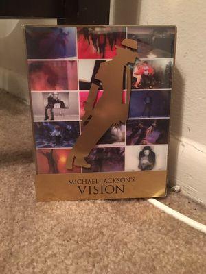 MICHAEL JACKSON VISION for Sale in Hyattsville, MD