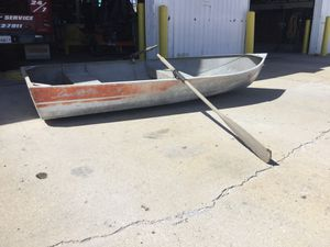 1957 lone star 12' sporster. Does not leak MAKE OFFER? for Sale in Ottawa, IL