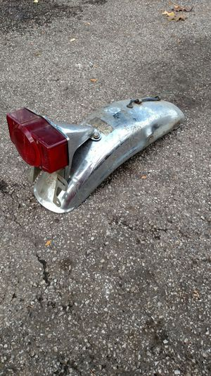 1975 Honda GL1000 Goldwing rear fender with taillight for Sale in Lemont, IL