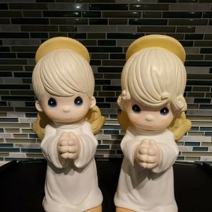 2 Large Presious Moments Statues for Sale in Silver Spring, MD