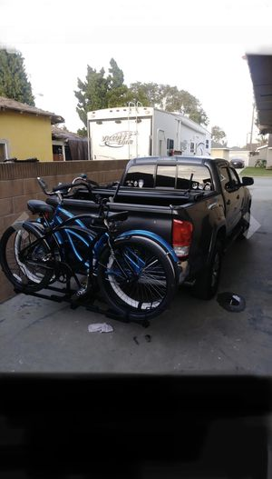 Bike Bicycle Carrier Rack Car / Truck/ SUV(Brand New) for Sale in Houston, TX