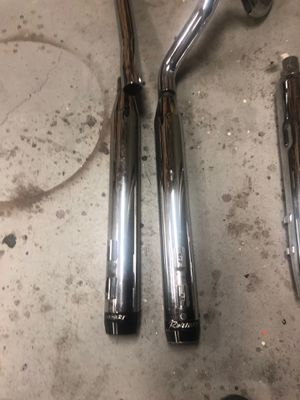Harley rinehart exhaust for Sale in San Jose, CA