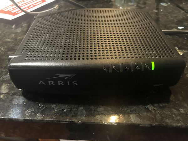 Cable Modem Arris WBM760A
