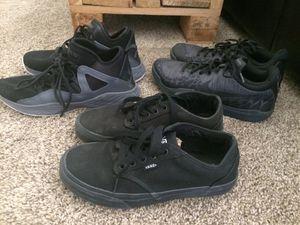 School Shoes Kobe Bryant's, Jordans Vans for Sale in Bend, OR