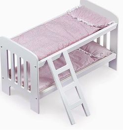 Badger basket doll bed with ladder For 20 inch dolls new in box for Sale in Hughson,  CA