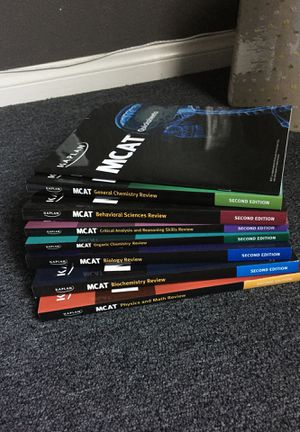 MCAT- 2nd edition for Sale in Anaheim, CA
