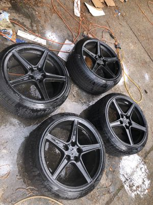 19x10 wheels for Sale in Beaverton, OR