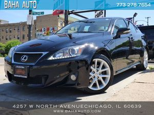 2012 Lexus IS 250 for Sale in Chicago, IL