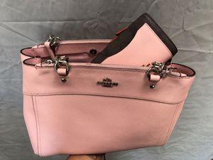 Used Coach Crossbody Bag 💼 & Wallet 🌸 for Sale in Baldwin Park, CA