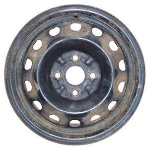 Selling (4) Steel Wheels, Rim 14x5.5 - 64817 Part#:STL64817U45 2001 Mazda Protege for Sale in Hollywood, FL