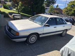 Audi 5000 200 parts - wheels, interior, suspension, headlights, and more for Sale in Seattle, WA