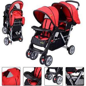 Double stroller baby trend for Sale in BRECKNRDG HLS, MO