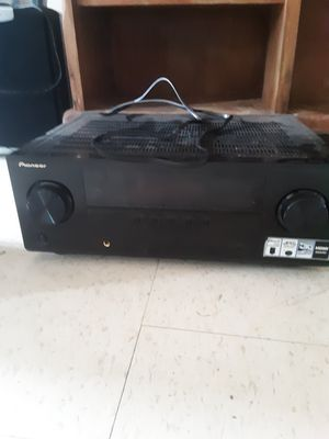 Pioneer multi-channel receiver for Sale in Dos Palos, CA