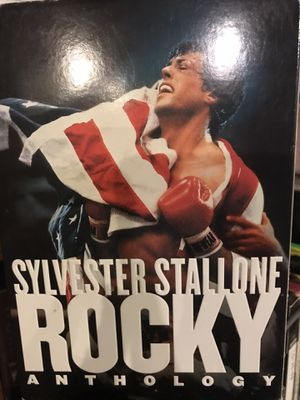 Rocky DVD. Complete set. MAKE OFFER for Sale in Norristown, PA