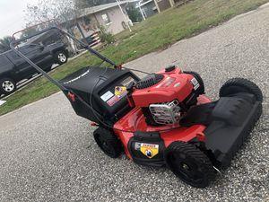 Troy bilt lawn mower! for Sale in Port Richey, FL