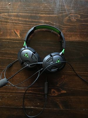 Perfect gaming headphones for Xbox one for Sale in North Richland Hills, TX