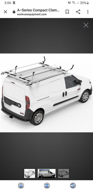 Cargo Master Ladder Rack for Sale in Temecula, CA