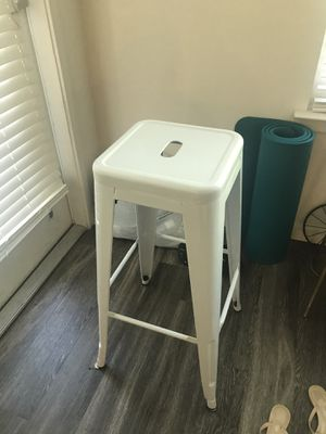 Bar stool for sale 3 of them for Sale in Tampa, FL