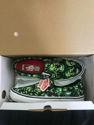 Supreme slip on vans for Sale in Columbus, OH