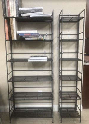 Iron shelf set for Sale in Frederick, MD