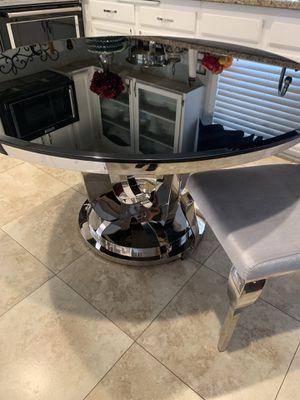 Beautiful Modern Breakfast Table Set for Sale in Palmdale, CA
