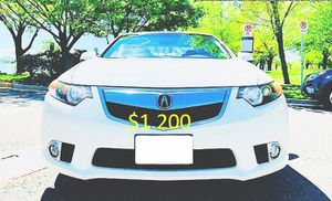 🌟New Post Selling my 2011 Acura TSX SLE $1.200 for Sale in Washington, DC